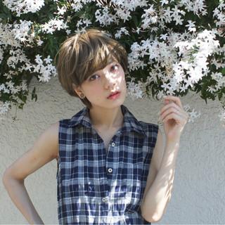 外国人風 外国人風カラー ゆるふわ 大人かわいい ヘアスタイルや髪型の写真・画像