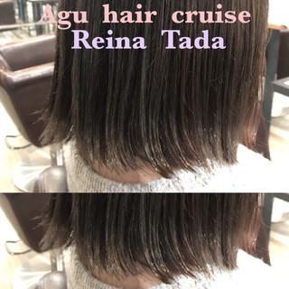 多田 令奈さんのヘアスナップ