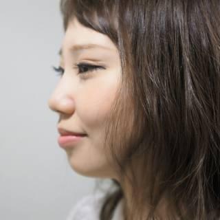 大人かわいい グラデーションカラー セミロング 外国人風 ヘアスタイルや髪型の写真・画像 ヘアスタイルや髪型の写真・画像