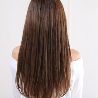 ロング 外国人風 かっこいい ハイライト ヘアスタイルや髪型の写真・画像