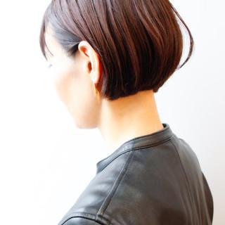 大人かわいい 女子力 ボブ オフィス ヘアスタイルや髪型の写真・画像