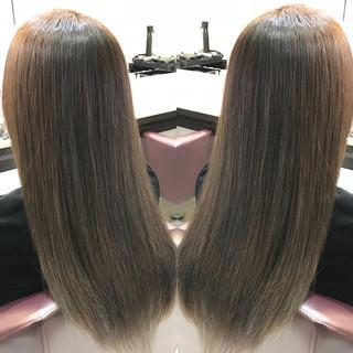 ヘアアレンジ ナチュラル 簡単ヘアアレンジ ロング ヘアスタイルや髪型の写真・画像