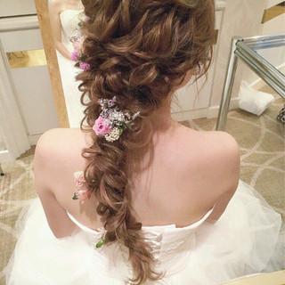 大人女子 ヘアアレンジ パーティ 結婚式 ヘアスタイルや髪型の写真・画像