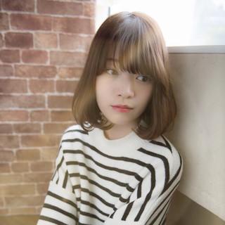 艶髪 内巻き 似合わせカット 美髪 ヘアスタイルや髪型の写真・画像