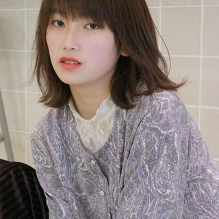 Akioさんのヘアスナップ