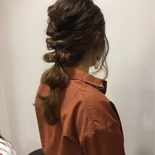 時短 大人かわいい ミディアム ハイライト ヘアスタイルや髪型の写真・画像 ヘアスタイルや髪型の写真・画像