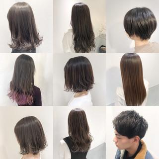 ナチュラル パーマ ヘアアレンジ 似合わせカット ヘアスタイルや髪型の写真・画像 ヘアスタイルや髪型の写真・画像