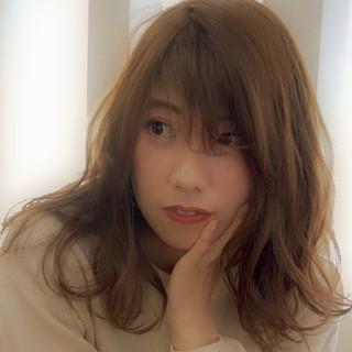 モテ髪 大人かわいい アンニュイほつれヘア ゆるふわ ヘアスタイルや髪型の写真・画像