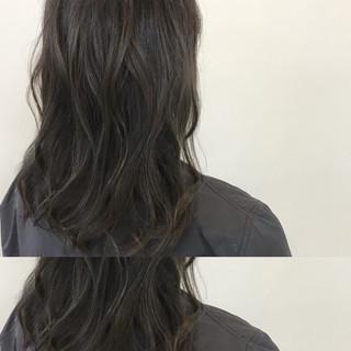 ナチュラル 透明感 冬 色気 ヘアスタイルや髪型の写真・画像