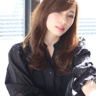 大人女子 ニュアンス ゆるふわ こなれ感 ヘアスタイルや髪型の写真・画像