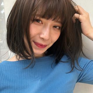 シルクストレート デザインカット内田航さんのヘアスナップ