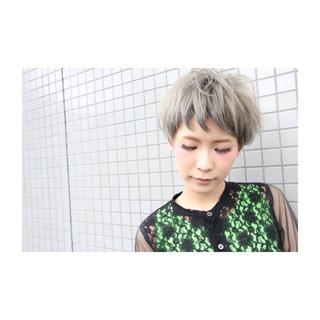 【定番化】アッシュブルーがもっと好きになるヘアカタログ2018春