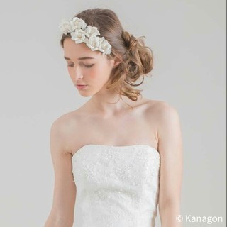 ヘアアレンジ 外国人風 ロング 結婚式 ヘアスタイルや髪型の写真・画像