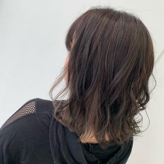 コテ巻き N.オイル ストリート ブリーチ ヘアスタイルや髪型の写真・画像