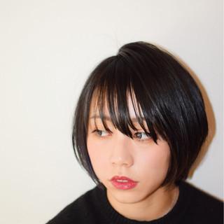 簡単ヘアアレンジ ナチュラル ヘアアレンジ ショート ヘアスタイルや髪型の写真・画像