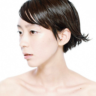 モード ショート 黒髪 かっこいい ヘアスタイルや髪型の写真・画像 ヘアスタイルや髪型の写真・画像