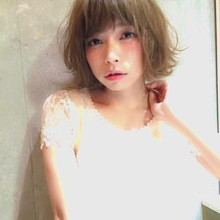 外国人風 フェミニン 大人かわいい ゆるふわ ヘアスタイルや髪型の写真・画像