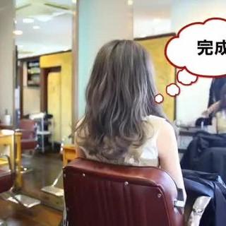 ヘアアレンジ ウェーブ 巻き髪 ナチュラル ヘアスタイルや髪型の写真・画像
