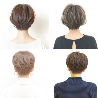 パーマ オフィス デート アンニュイほつれヘア ヘアスタイルや髪型の写真・画像 ヘアスタイルや髪型の写真・画像