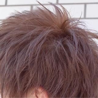 モテ髪 ストリート ブリーチ 爽やか ヘアスタイルや髪型の写真・画像