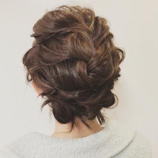 簡単ヘアアレンジ アンニュイほつれヘア デート ナチュラル ヘアスタイルや髪型の写真・画像 ヘアスタイルや髪型の写真・画像
