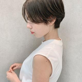 パーマ 黒髪 フェミニン 大人かわいい ヘアスタイルや髪型の写真・画像