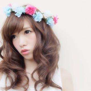 愛され 色気 かわいい ガーリー ヘアスタイルや髪型の写真・画像 ヘアスタイルや髪型の写真・画像