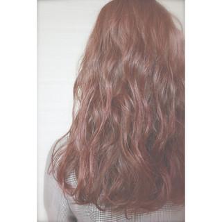 大人かわいい ハイライト グラデーションカラー ガーリー ヘアスタイルや髪型の写真・画像