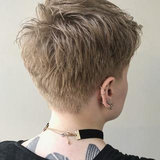ニュアンス モード 前髪あり 似合わせ ヘアスタイルや髪型の写真・画像