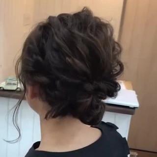 ハロウィン 外国人風 結婚式 ナチュラル ヘアスタイルや髪型の写真・画像