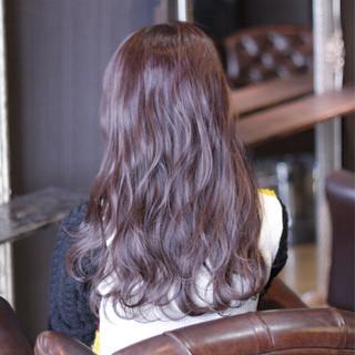外国人風 愛され セミロング ストリート ヘアスタイルや髪型の写真・画像 ヘアスタイルや髪型の写真・画像