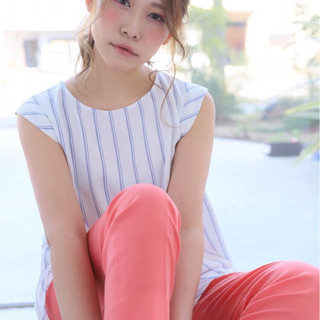 かっこいい 大人女子 セミロング 大人かわいい ヘアスタイルや髪型の写真・画像