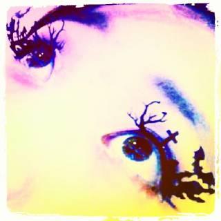 モード 秋 ハロウィン ヘアスタイルや髪型の写真・画像