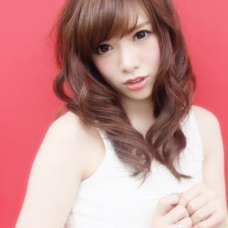ナチュラル ゆるふわ 春 モテ髪 ヘアスタイルや髪型の写真・画像 ヘアスタイルや髪型の写真・画像