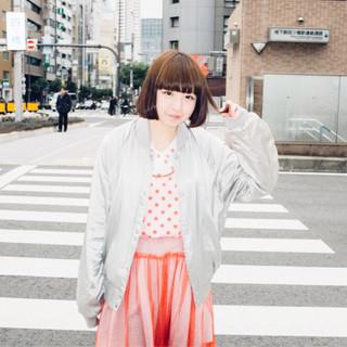 外国人風 ブラウン アッシュ 暗髪 ヘアスタイルや髪型の写真・画像