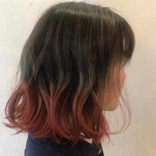 一柳 紀子さんのヘアスナップ