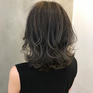 白川 響さんのヘアスナップ