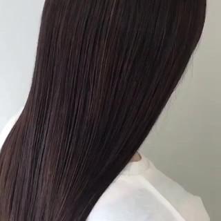 ナチュラル ヘアアレンジ ストレート ロング ヘアスタイルや髪型の写真・画像 ヘアスタイルや髪型の写真・画像