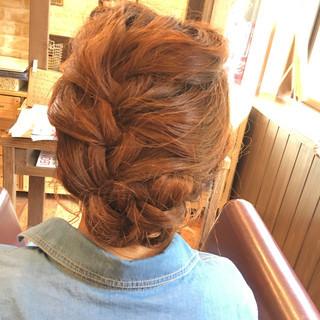 ナチュラル 簡単ヘアアレンジ 大人かわいい ミディアム ヘアスタイルや髪型の写真・画像 ヘアスタイルや髪型の写真・画像