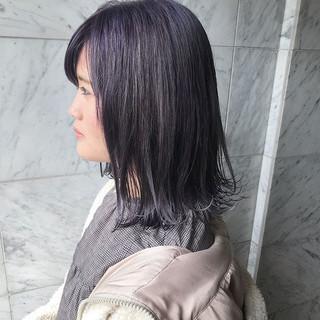 外国人風カラー 透明感カラー イルミナカラー 3Dカラー ヘアスタイルや髪型の写真・画像