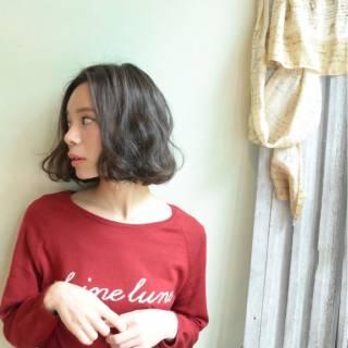 コンサバ モテ髪 ウェーブ 愛され ヘアスタイルや髪型の写真・画像
