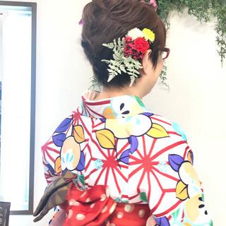 パーティ モード ショート 結婚式 ヘアスタイルや髪型の写真・画像