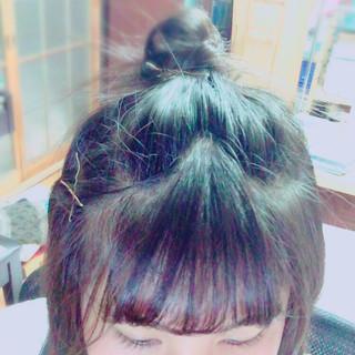 前髪あり 簡単ヘアアレンジ ショート ヘアアレンジ ヘアスタイルや髪型の写真・画像 ヘアスタイルや髪型の写真・画像