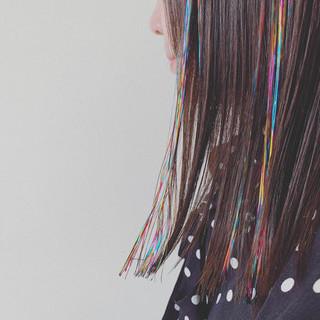 アウトドア ガーリー スポーツ 簡単ヘアアレンジ ヘアスタイルや髪型の写真・画像 ヘアスタイルや髪型の写真・画像