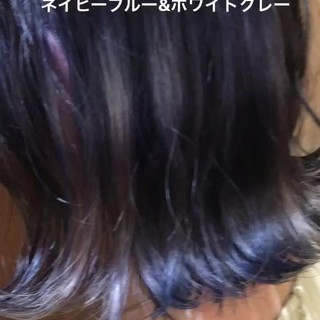 透明感 外ハネ ナチュラル 暗髪 ヘアスタイルや髪型の写真・画像