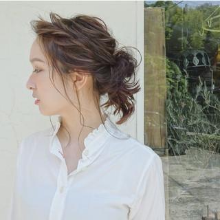 ガーリー 大人かわいい セミロング ナチュラル ヘアスタイルや髪型の写真・画像 ヘアスタイルや髪型の写真・画像