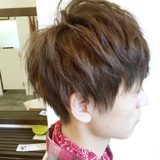 メンズ 坊主 ショート モテ髪 ヘアスタイルや髪型の写真・画像 ヘアスタイルや髪型の写真・画像