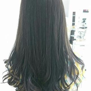 ハイライト 秋 ナチュラル アッシュ ヘアスタイルや髪型の写真・画像 ヘアスタイルや髪型の写真・画像