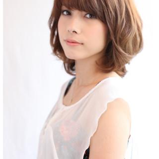 大人かわいい かわいい ワンカール コンサバ ヘアスタイルや髪型の写真・画像