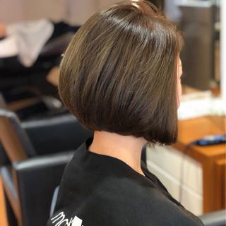 Minoさんのヘアスナップ
